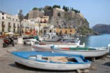 Lipari Island Eolian Islands Sicily South Italy
