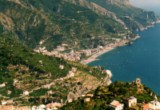 Coast of Ravello - Click to go to the town